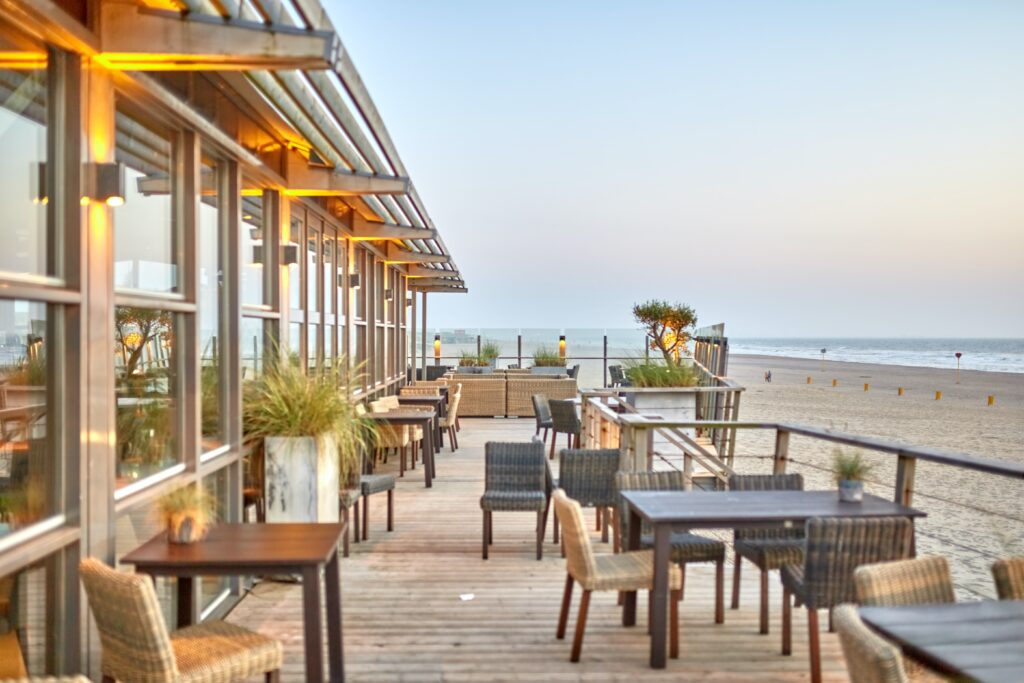 Looking For A Booking System For Beach Restaurants Try Resos Today