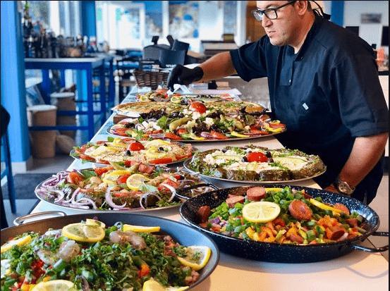 Restaurant Sevag´s Grækeren