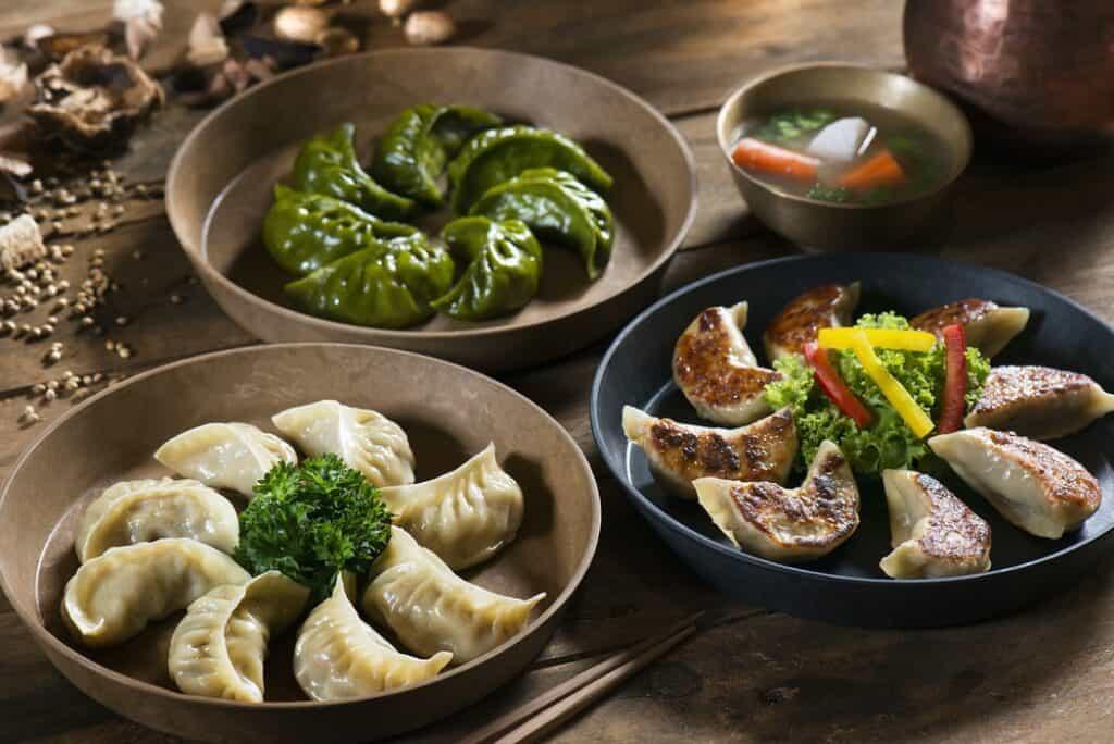 booking system for dumpling restaurants