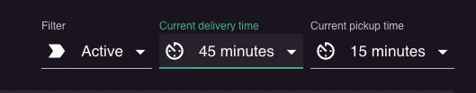 online restaurant shop system delivery